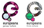 logos de EUROPEANA