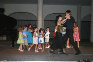 ... y a bailar