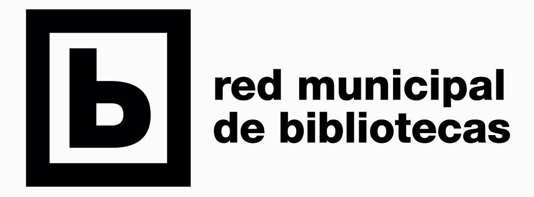 Red Municipal de Bibliotecas de Córdoba